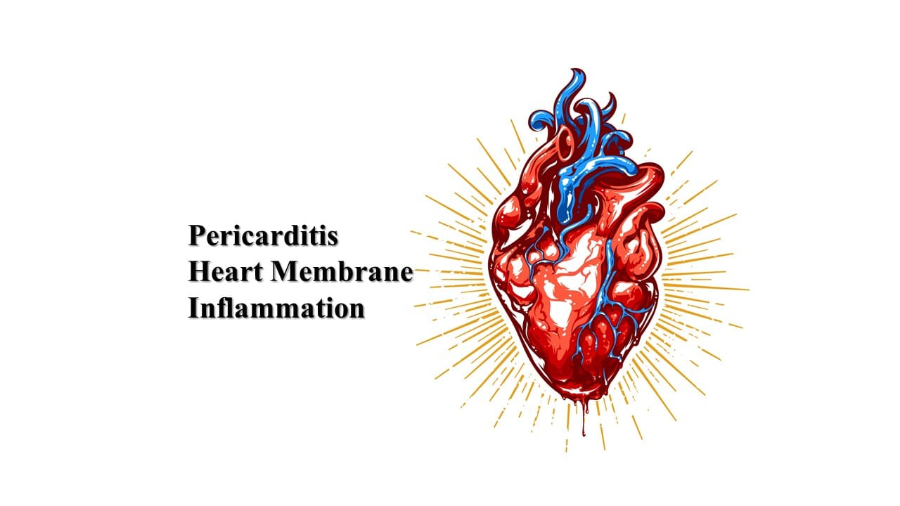 Symptoms of Pericarditis