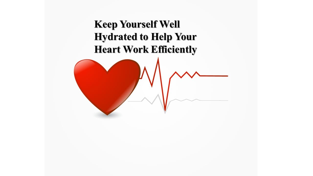 Drinking water and Heart Disease