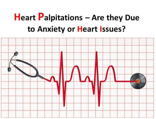 Heart Palpitations – Are they Due to Anxiety or Heart Issues?